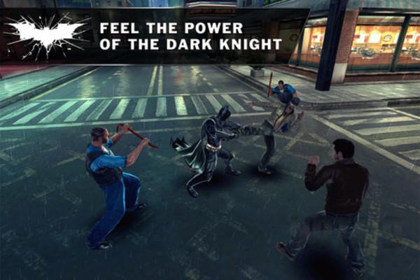 เกมไอแพดไอโฟน The Dark Knight Rises