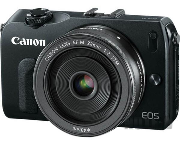 ข่าวกล้อง Canon EOS M ใหม่