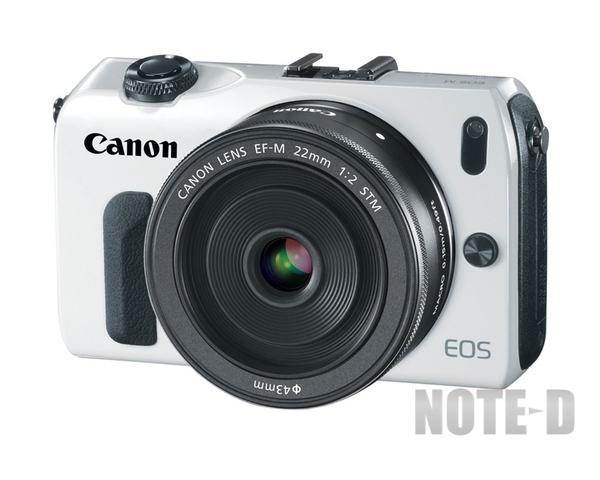 กล้อง Canon EOS M