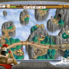เกมไอแพดไอโฟน Roads of Rome 2