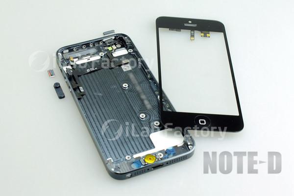 รูป 3 รูปไอโฟนตัวใหม่ (iPhone 5) และข่าวลือวันเปิดตัว