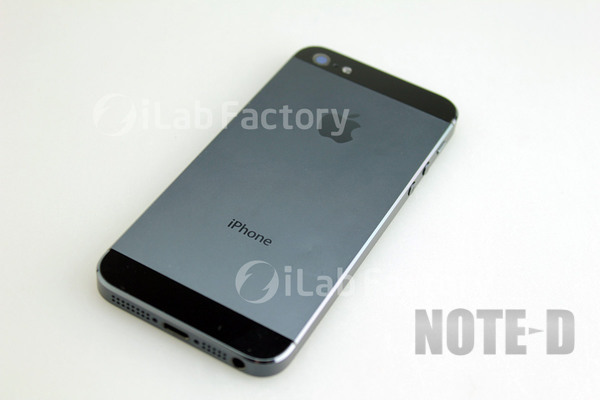 รูป 4 รูปไอโฟนตัวใหม่ (iPhone 5) และข่าวลือวันเปิดตัว