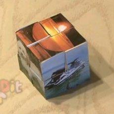 ประดิษฐ์ กรอบรูปไม้ ทรงกล่อง