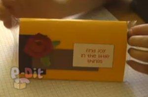 สอนทำดอกไม้กระดาษ สำหรับติดบอร์ด