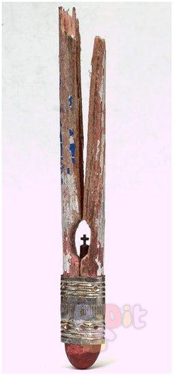 รูป 5 แกะสลักหัวดินสอไม้ เป็นรูปสวยๆ แปลกตา