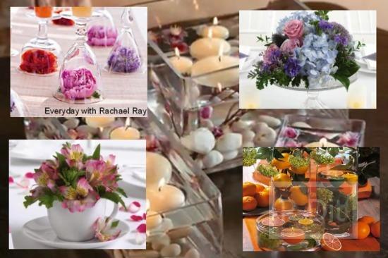 รูป 1 ไอเดียจัดดอกไม้ ประดับโต๊ะงานแต่งงาน