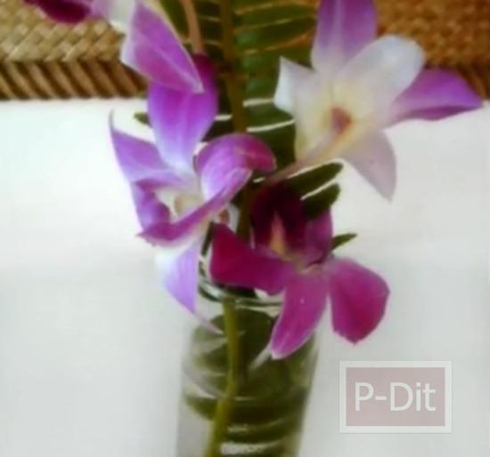 รูป 2 ไอเดียจัดดอกไม้ ประดับโต๊ะงานแต่งงาน