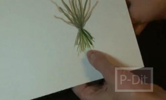 รูป 2 ไอเดียทำการ์ด แบบ 3D
