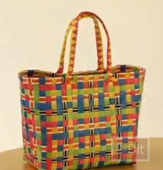 รูป 2 กระเป๋าสานสวยๆ