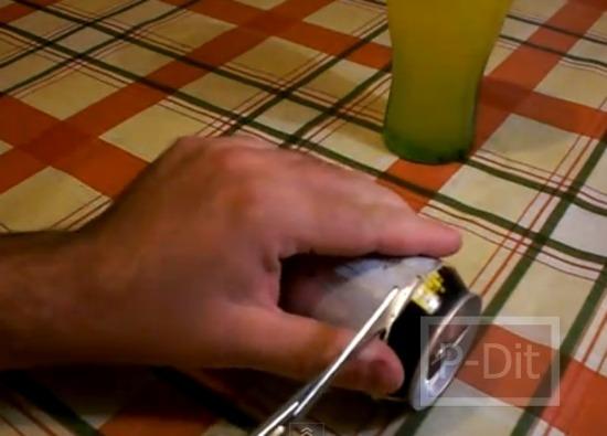 รูป 2 สอนทำกล่องสวยๆ จากกระป๋องน้ำอัดลม-เบียร์