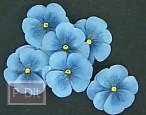 วิธีทำดอกไม้กระดาษสวยๆ