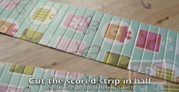 รูป 2 สอนทำดอกไม้กระดุม ทำจากกระดาษ