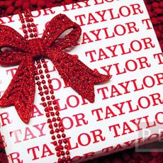 ทำกระดาษห่อของขวัญ จากโปรแกรมคอม