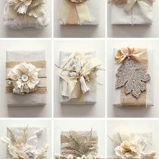 ไอเดียห่อของขวัญ ของชำร่วย วันแต่งงาน
