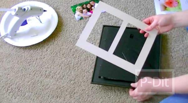 รูป 3 ทำของขวัญวันแม่ ทำกรอบรูปสวยๆให้แม่