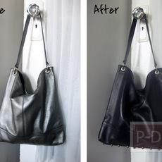 เปลี่ยนกระเป๋าเก่า ให้เป็นกระเป๋าสีใหม่