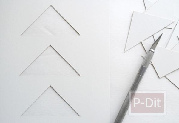 รูป 2 ไอเดียตกแต่งร่มสีขาว ให้มีลวดลาย
