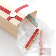 ทำของขวัญน่ารักๆ แบบง่ายๆ