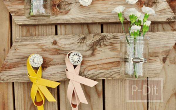 รูป 3 ทำที่แขวนดอกไม้ ตกแต่ง ประดับบ้าน