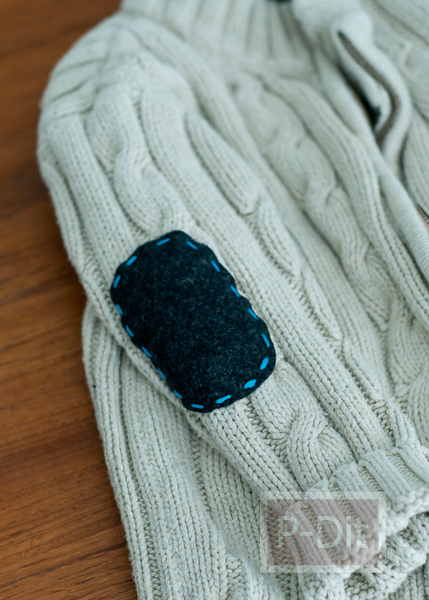 รูป 5 ปะ ซ่อม เสื้อ กางเกงที่ขาด