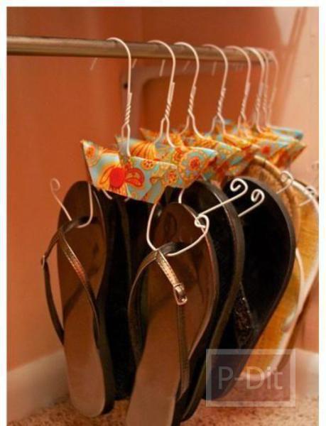 ทำไม้แขวนรองเท้า จากไม้แขวนเสื้อ P-dit_shoe-72_0.out