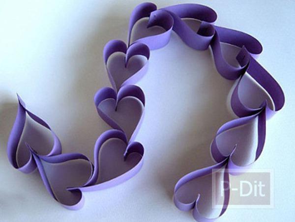 รูป 2 โมบายสวยๆ รูปหัวใจ