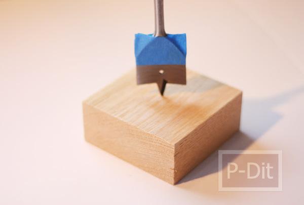 รูป 6 ทำเทียนไขประดับบ้าน