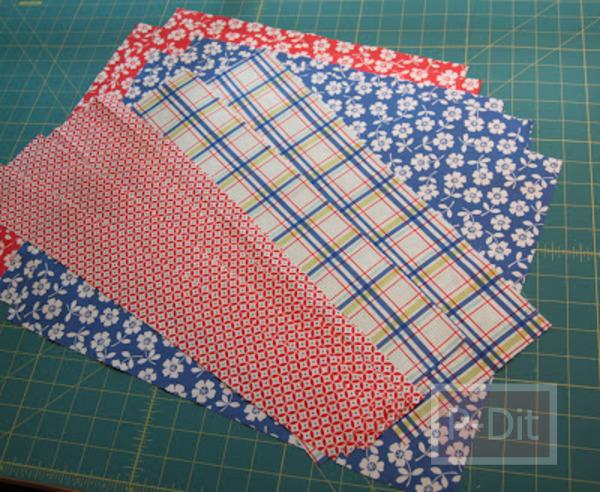 รูป 3 สอนทำถุงผ้า ลายสวยๆ