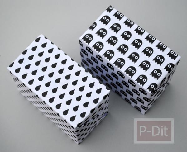 รูป 3 กระดาษห่อของขวัญ ทำเองสวยๆ