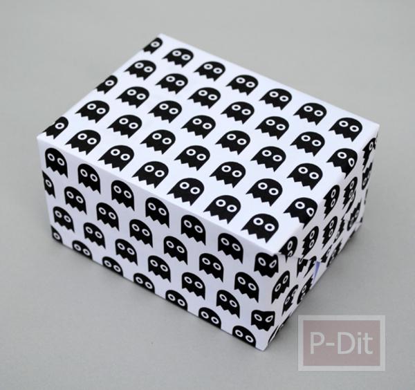 รูป 5 กระดาษห่อของขวัญ ทำเองสวยๆ