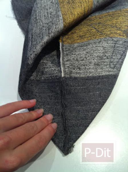 รูป 4 กระเป๋าผ้า ลายสวย ทำเอง