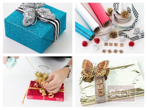 กล่องของขวัญส่งความสุขเล็กๆน้อยๆ วันปีใหม่