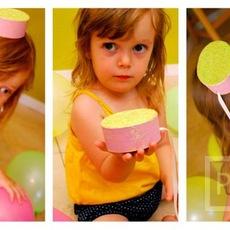 ทำหมวกงานปาร์ตี้น่ารักๆ สำหรับเด็ก