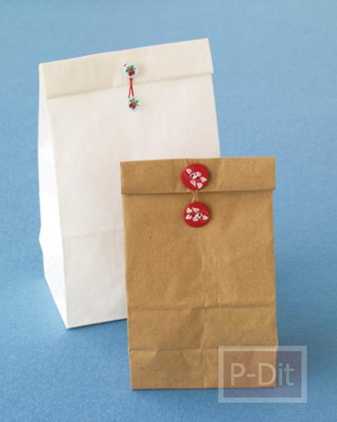 รูป 3 ถุงของขวัญสวยๆ สำหรับมอบวันปีใหม่