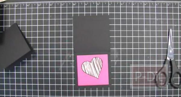 รูป 2 การ์ดวาเลนไทน์ ส่งรัก