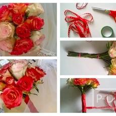 ไอเดียทำช่อดอกไม้ วันแต่งงาน