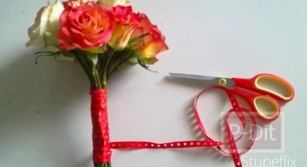 รูป 7 ไอเดียทำช่อดอกไม้ วันแต่งงาน