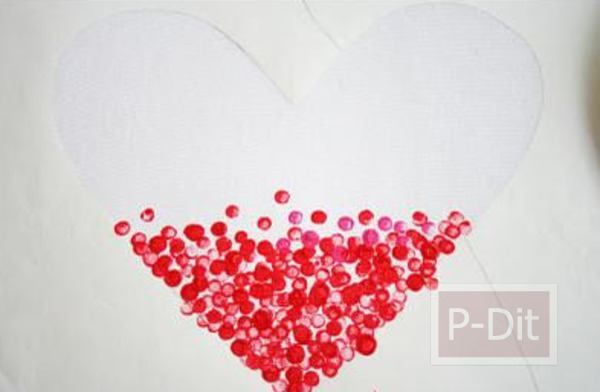 รูป 5 ของวันวันวาเลนไทน์ ถุงผ้าส่งรัก