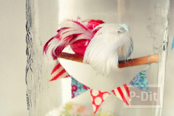 รูป 4 ของขวัญวันวาเลนไทน์ นกคู่รัก