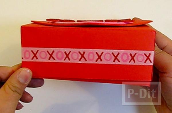 รูป 2 กล่องของขวัญ ส่งความหวาน วันวาเลนไทน์