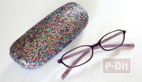 รูป 2 กล่องแว่นตาสวยๆ ตกแต่งลายน่ารักๆ