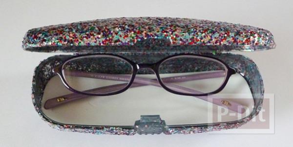 รูป 3 กล่องแว่นตาสวยๆ ตกแต่งลายน่ารักๆ