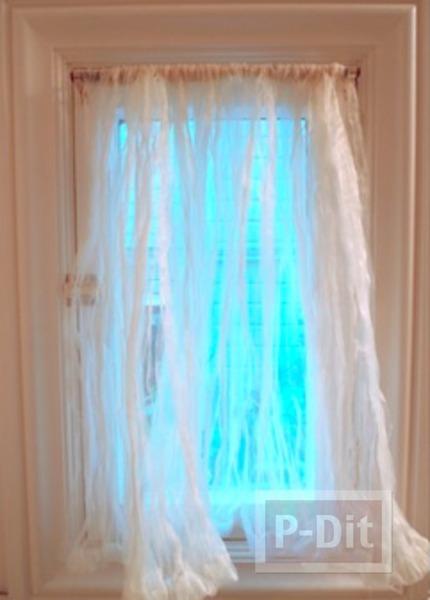 รูป 3 สอนทำผ้าม่านหน้าต่าง ห้องน้ำ