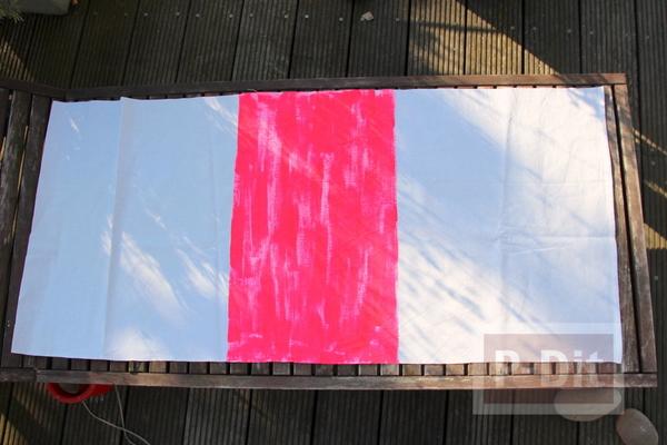 รูป 3 กระเป๋าถุงผ้า ทาสี เย็บง่ายๆ