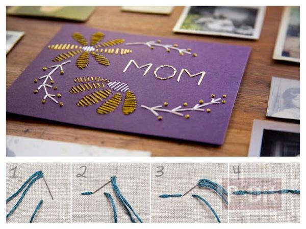 รูป 1 การ์ดบอกรัก วันแม่