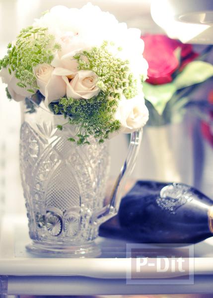 รูป 6 ช่อดอกไม้เจ้าสาว เพื่อนเจ้าสาว ทำเองแบบง่ายๆ