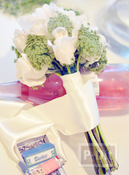 รูป 7 ช่อดอกไม้เจ้าสาว เพื่อนเจ้าสาว ทำเองแบบง่ายๆ