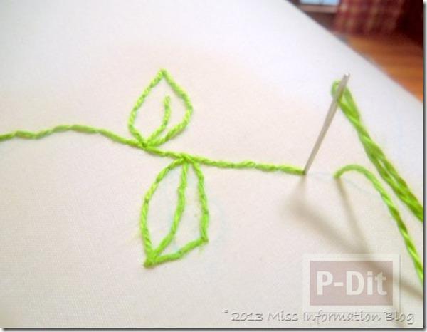 รูป 2 โคมไฟตั้งโต๊ะ ตกแต่งลายดอกไม้ สวยๆ
