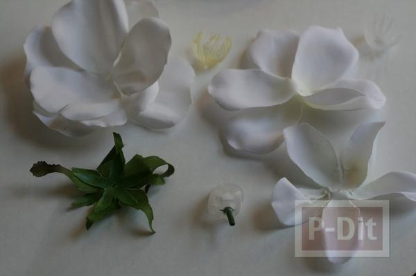 รูป 5 สอนทำเข็มขัดดอกไม้ น่ารักๆ แบบง่ายๆ