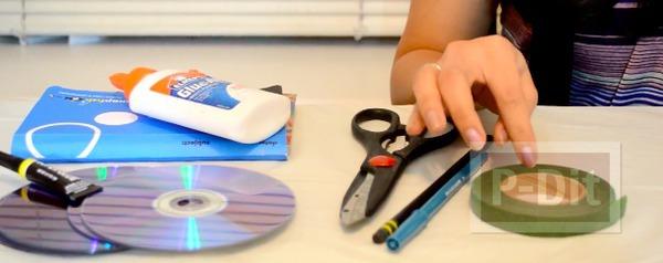 รูป 2 ทำที่โชว์รูปสวยๆ จากแผ่น CD